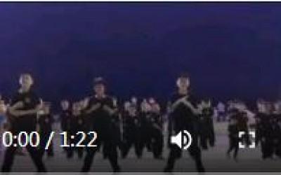 小小学员们弘扬咏春拳精神!