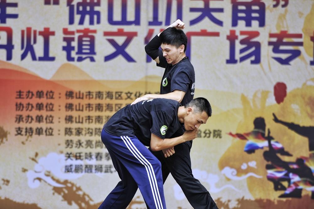 抗疫动起来,关氏咏春拳与您相约强健体魄